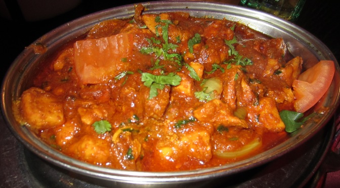 Saturday night curry