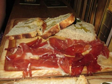 Jabugo Ibérico - Spanish Pata Negra ham