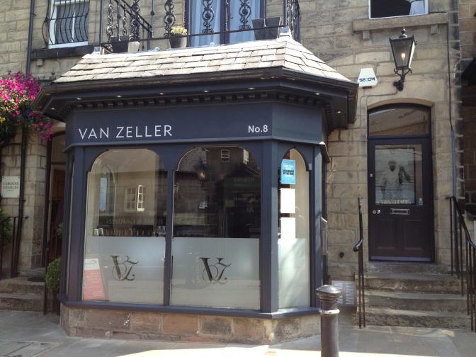 Van Zeller, Harrogate