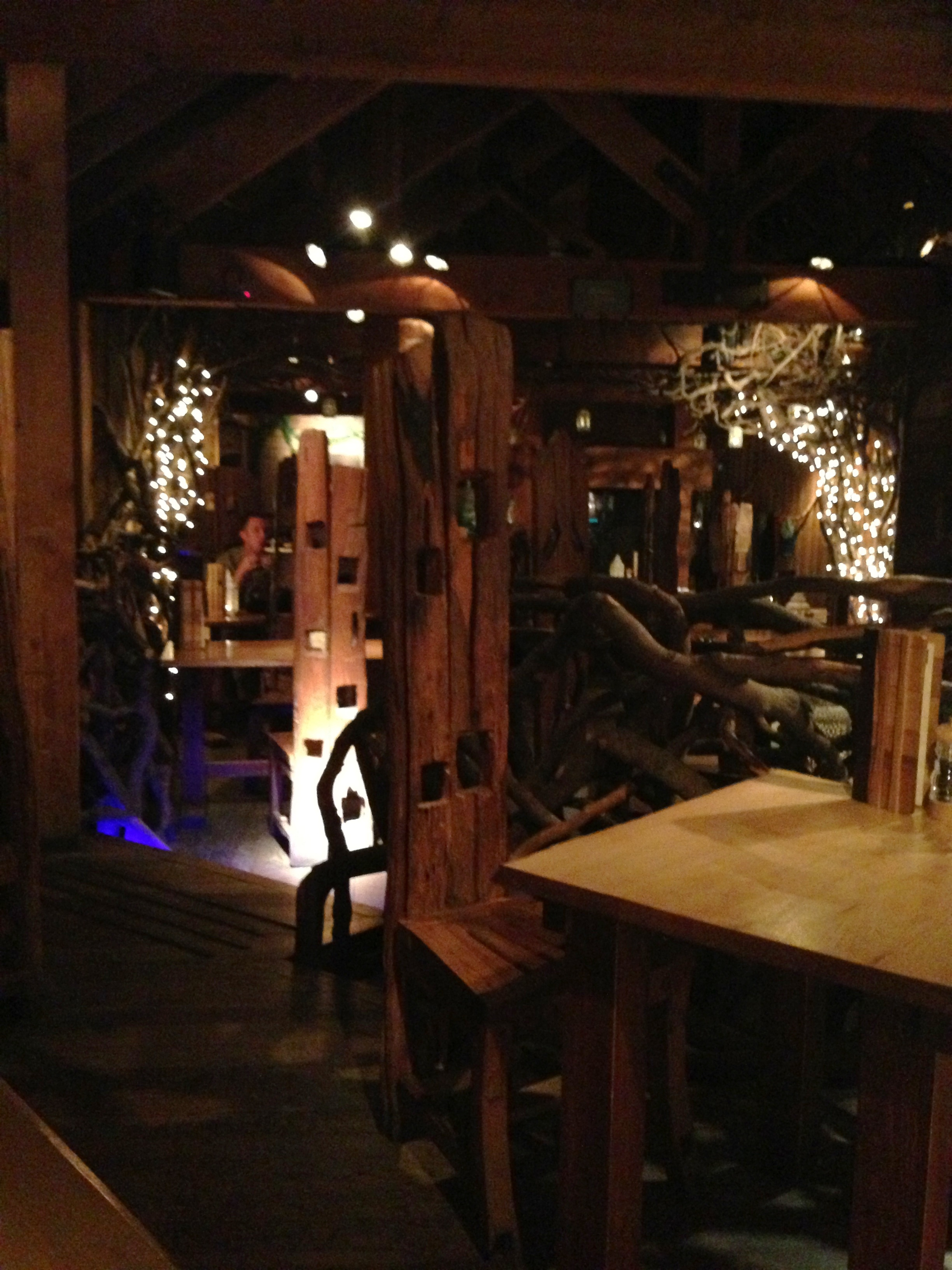 The Treehouse Restaurant @ The Alnwick Garden- guest post by ...