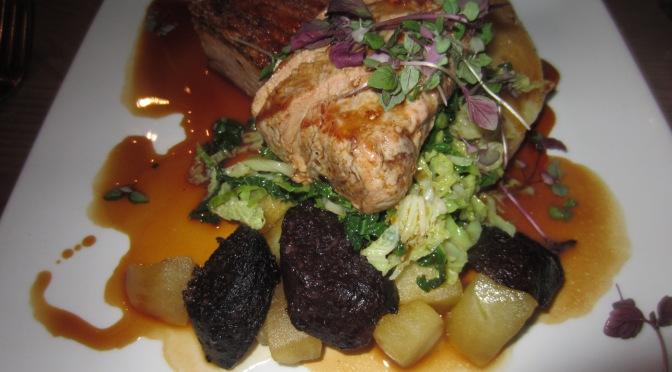 An evening @ Eric's Restaurant, Huddersfield