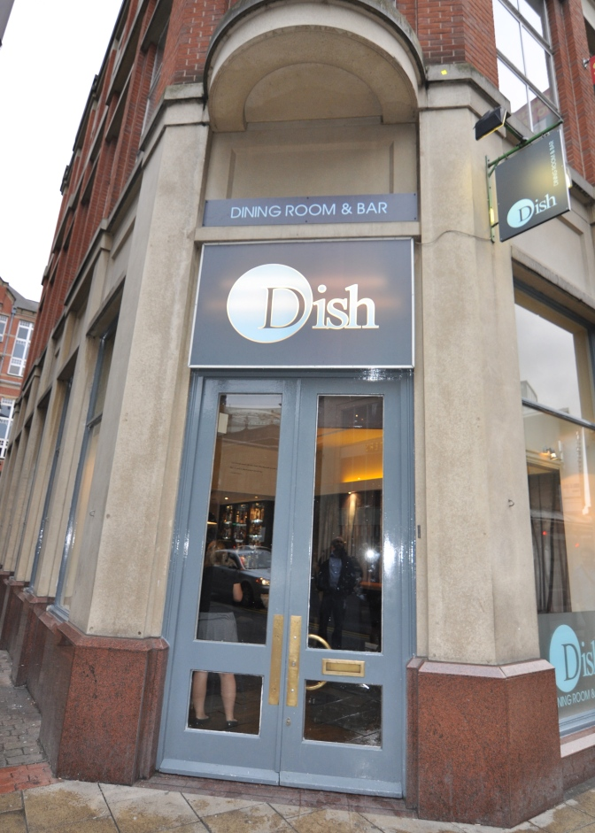 Launch evening @ Dish, Leeds
