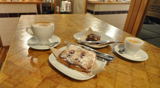 Hoxton North Espresso and Brew Bar, Harrogate