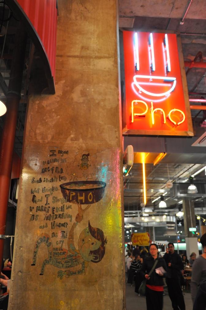 Pho Restaurant @ Trinity Kitchen, Trinity Leeds