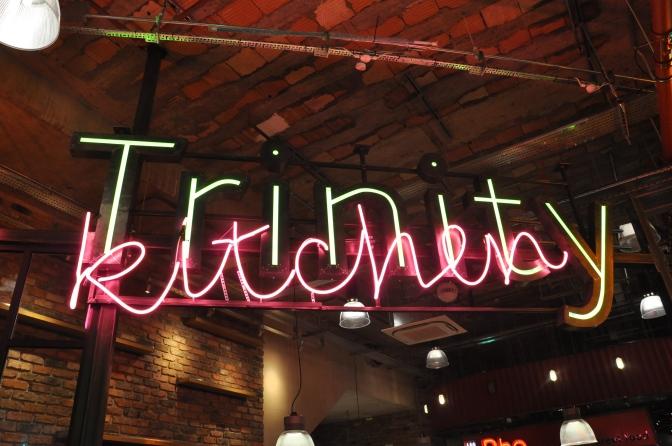 Trinity Kitchen is OPEN @ Trinity Leeds