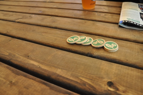 Beer tokens!!