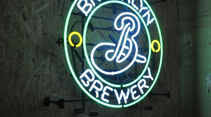 Brooklyn Brewery Pop-up, The Calls, leeds
