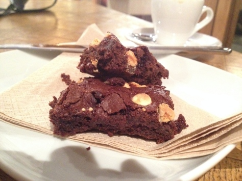 YUmmy chocolate Brownie