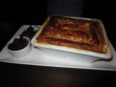 Yorkshire Game pie