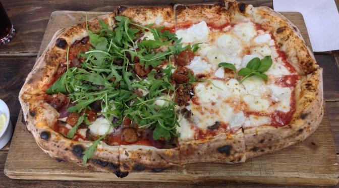 Ecco Pizzeria, Leeds