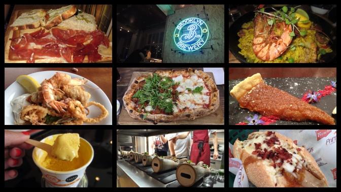 My Foodie Year, 2013