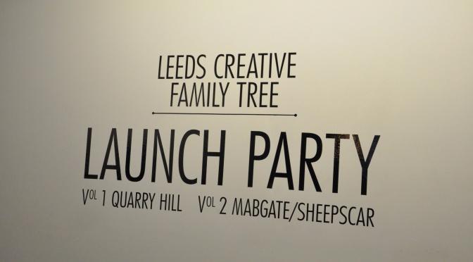 Leeds Creative Family Tree @ Leeds Gallery, Leeds