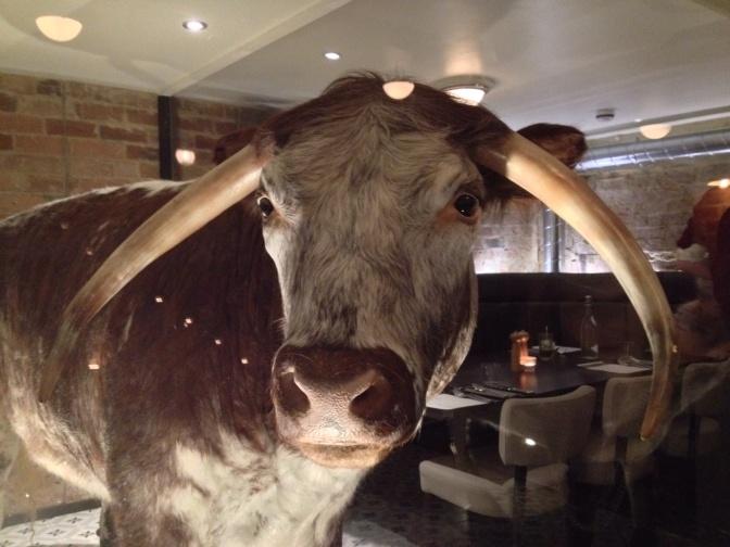 Beef & Bourbon @ RARE, Leeds