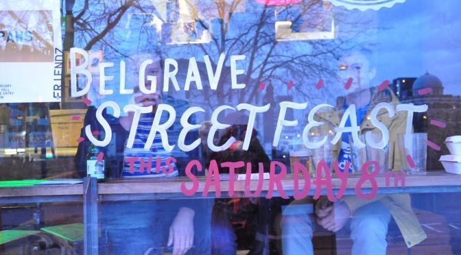 Belgrave Street Feast @ Belgrave Music Hall & Canteen, Leeds