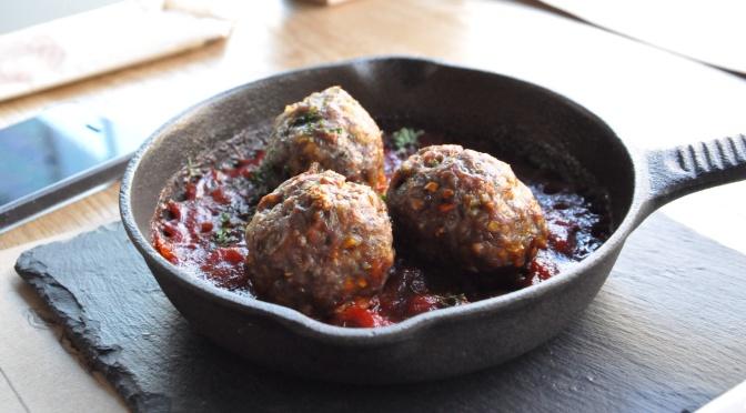 Meatball delight @ The Yorkshire Meatball Company, Harrogate