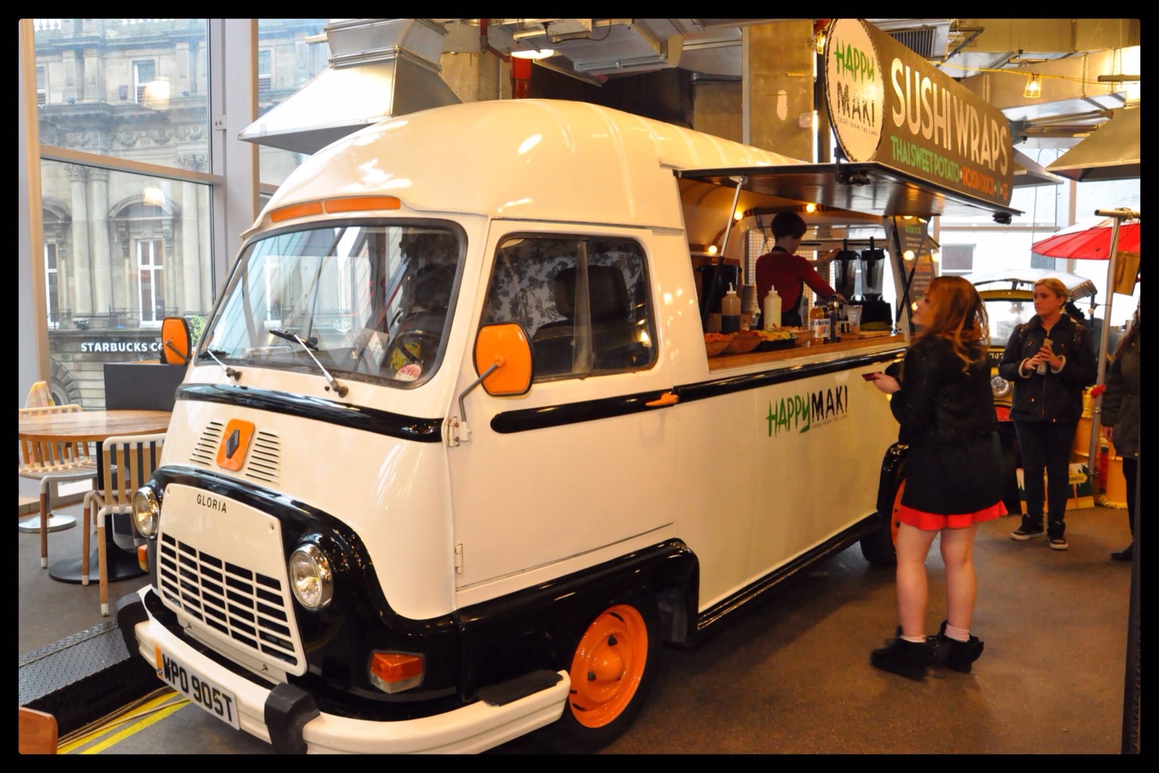 Olive Catering Food Truck