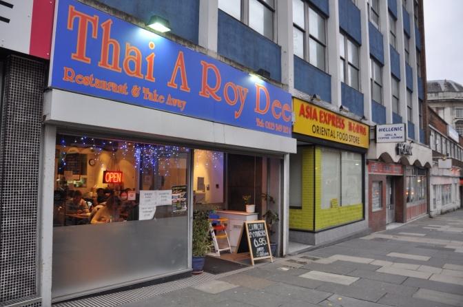 Thai A Roy Dee, Leeds