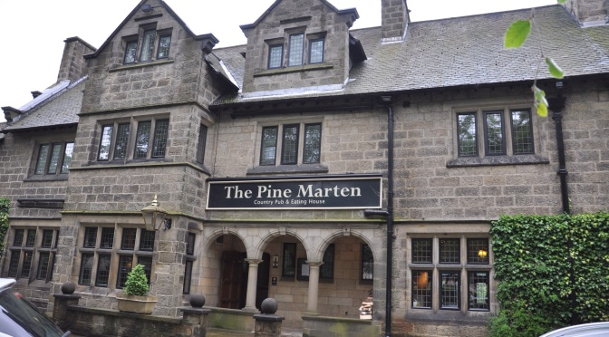 The Pine Marten @ Beckwith knowle, Harrogate