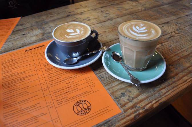 Tamper: Sellers Wheel – The North's Coffee Community pt IX, Sheffield