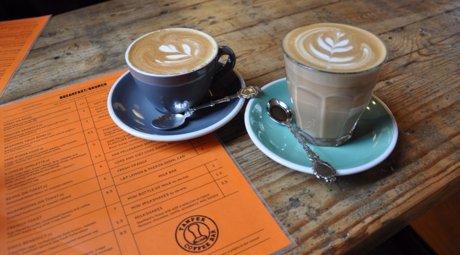 Tamper: Sellers Wheel – The North's Coffee Community pt IX, Sheffield