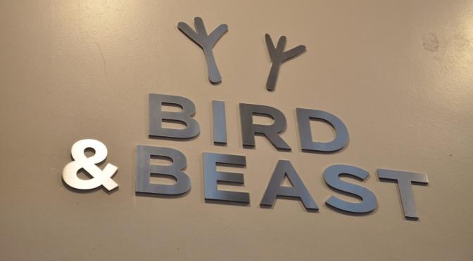 Bird & Beast Chicken dinner, Leeds