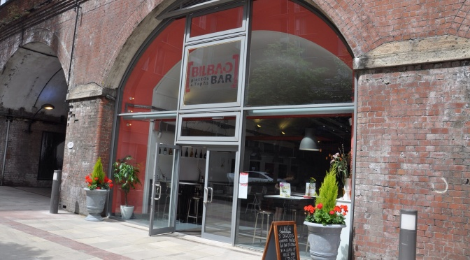 Bilbao Bar @ Granary Wharf, Leeds