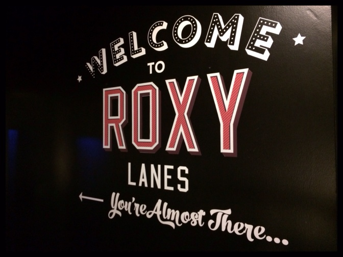 Friday night bowling, burgers, subs and laughs @ Roxy Lanes, Leeds