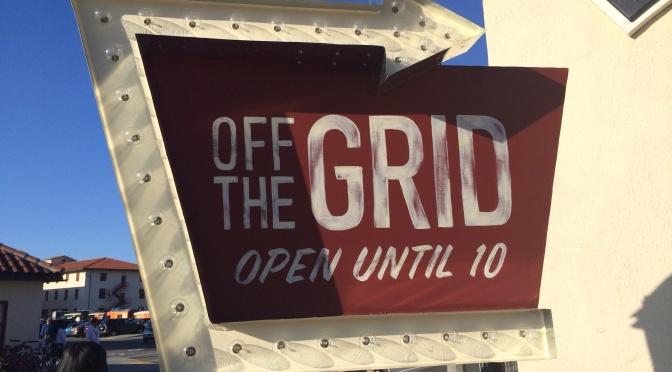 Off The Grid street food photoblog, San Francisco