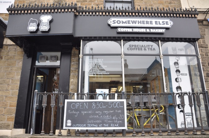 Somewhere Else Coffeehouse & Bakery – The North's Coffee Community, pt X