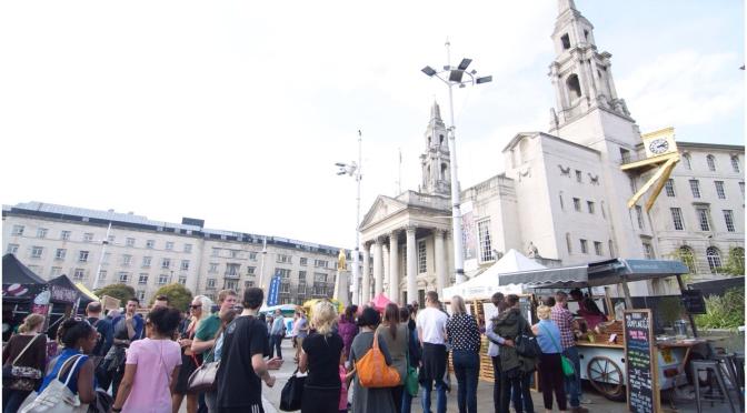 British Street Food Awards 2014