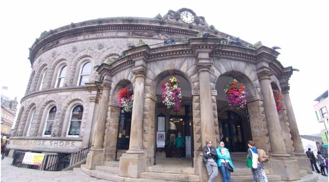 Cornucopia Underground photoblog @ Corn Exchange, Leeds