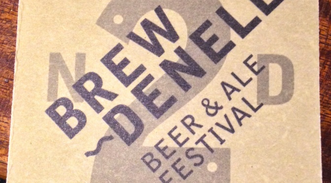 Brew-denell Beer & Ale Festival