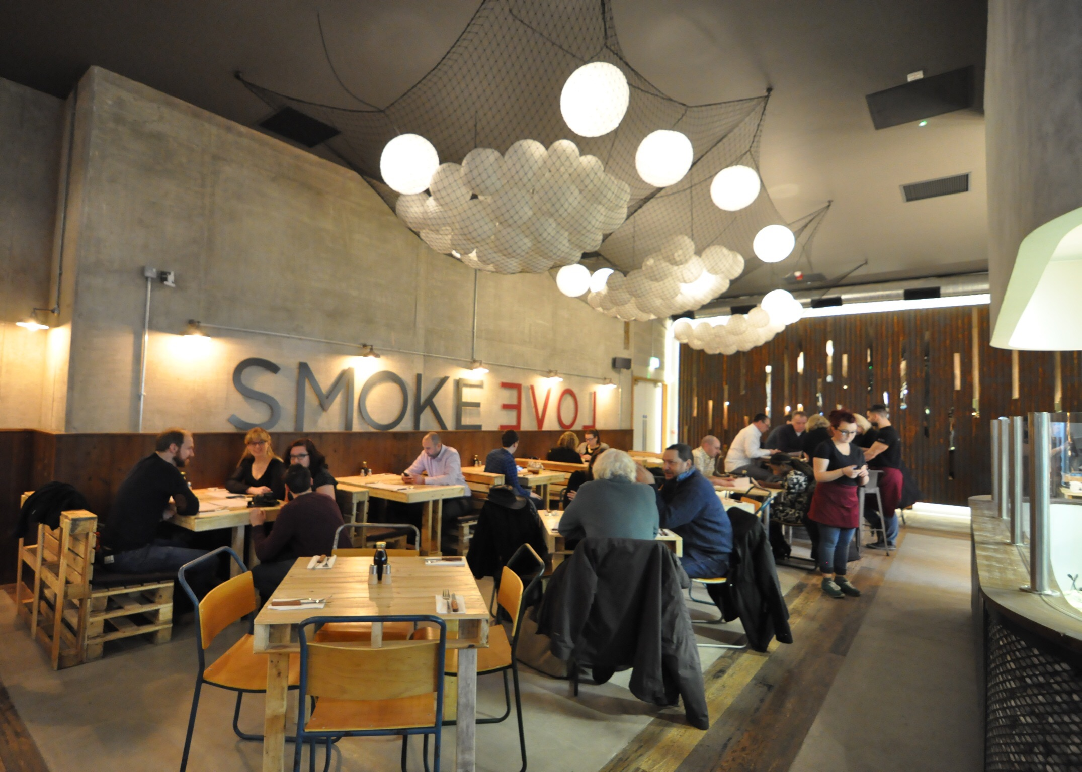 Smoke Barbecue Grand Opening Sheffield A Tale Of Two Sittings