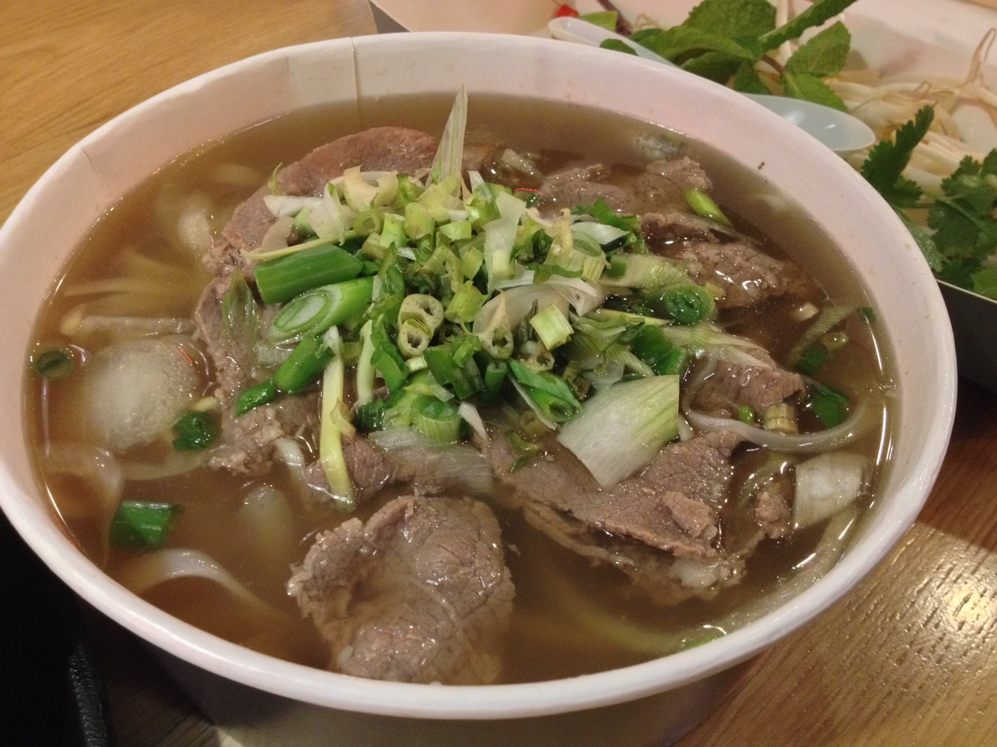 Pho @ Trinity Kitchen, Leeds   A Tale of Two Sittings