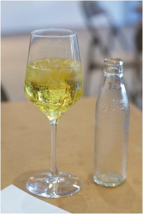Cedrata Tassoni syrup