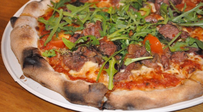 The Hop Pizzeria, York – guest post by Lucy Reynolds