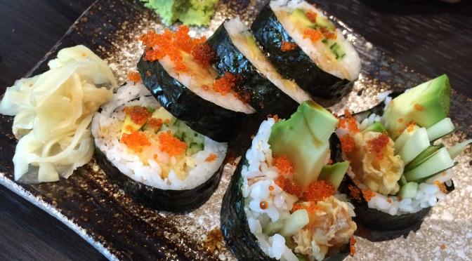 Sushi Waka revisit