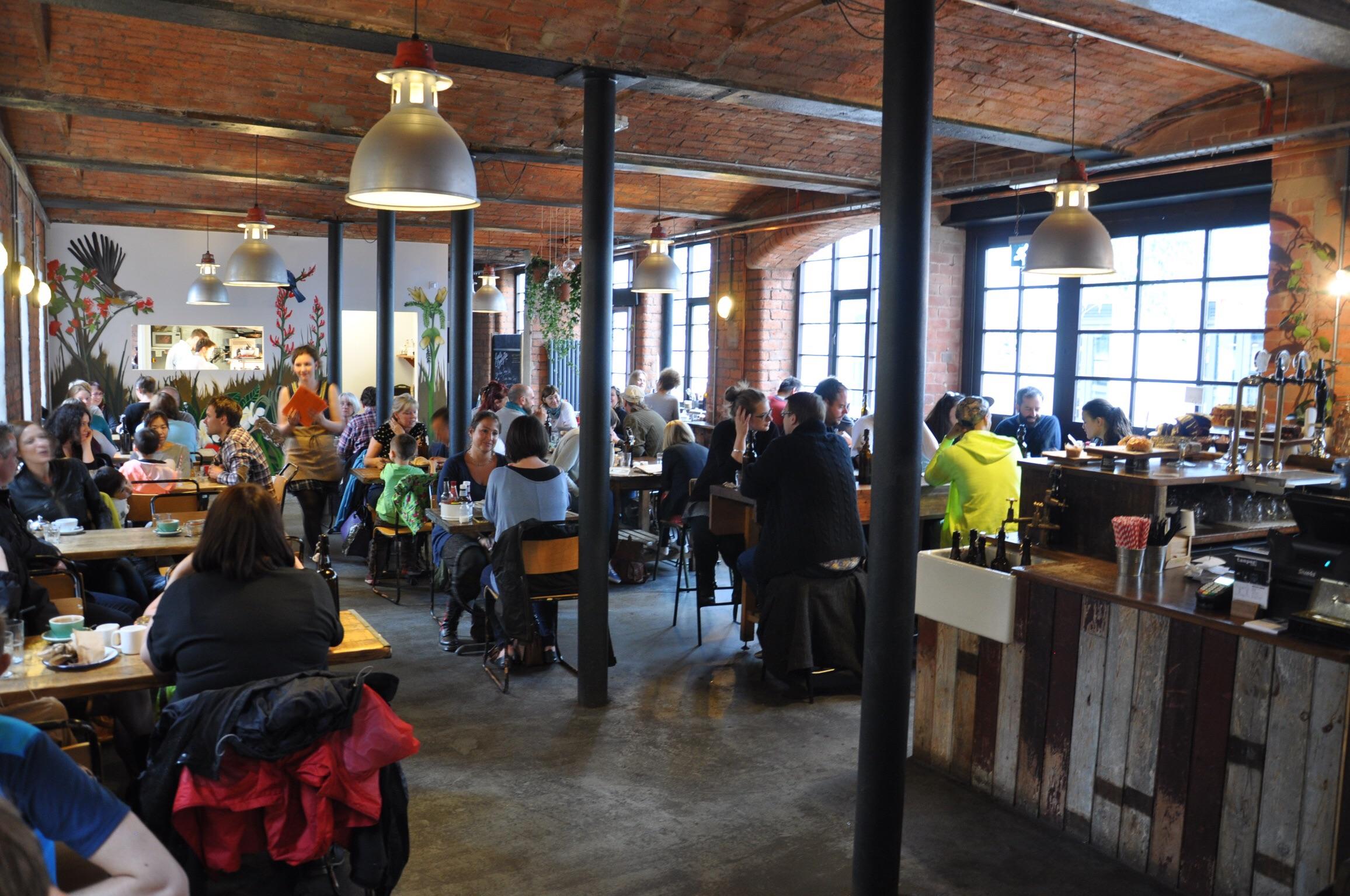 Tamper Sellers Wheel The Norths Coffee Community Pt Ix