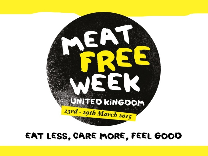 Meat Free Week – where to dine out?