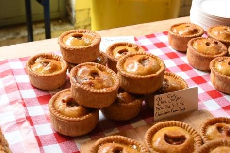 Blue Stilton pork pie - Robinsons Farm Shop