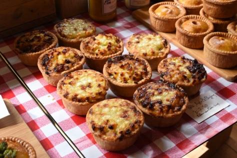 Pork, apple & stuffing pie - Robinsons Farm Shop