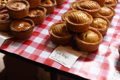 Pork & Apple pie - Keelham Farm Shop