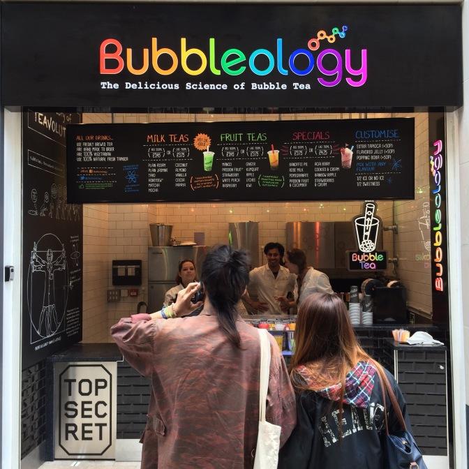 Bubble Tea mini invasion!?