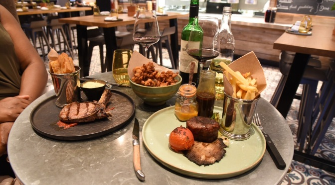 Fire Lake Grill House, Leeds