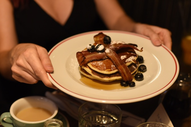 Sunday brunch @ Jackson + Rye, Soho