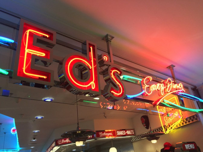 Ed's Easy Diner, Woking