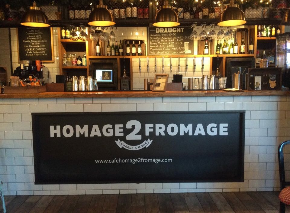 Homage to fromage